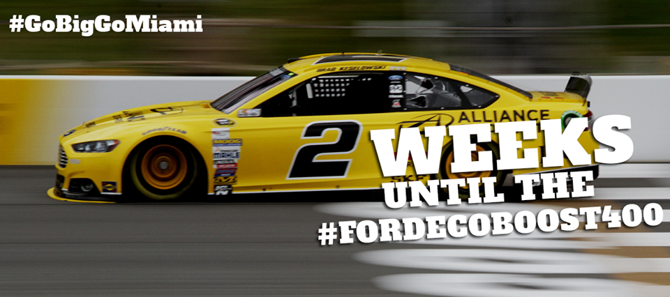 NASCAR's Ford Championship Weekend