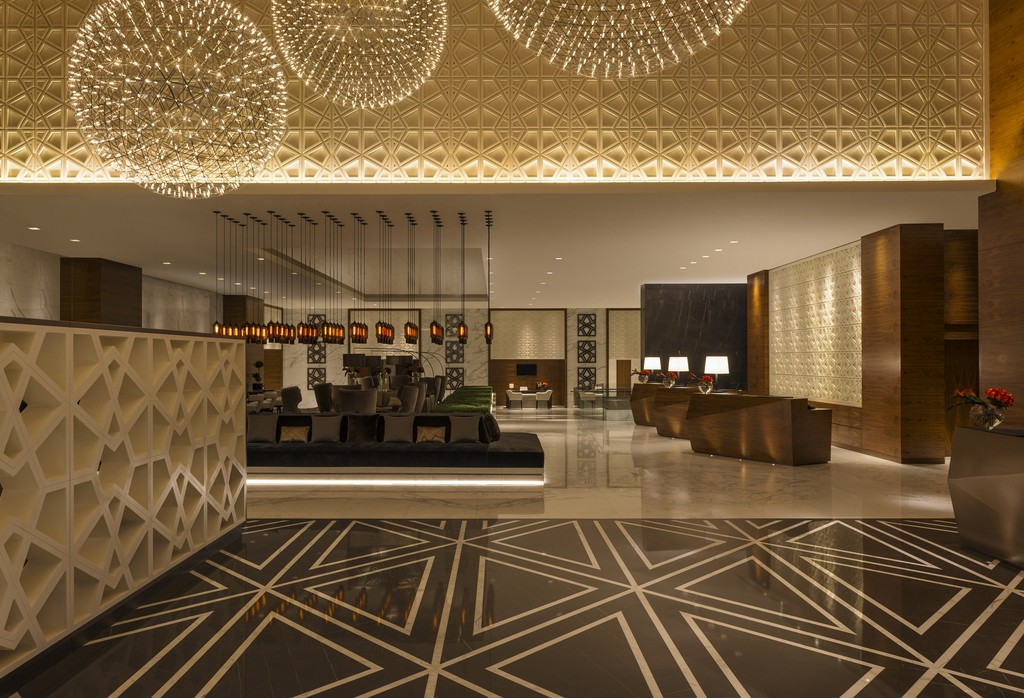 Sheraton Grand Hotel Dubai-Hall